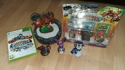 Skylanders Giants Bundle - XBOX 360 Including Game With Portal And Battle Pack • 12£