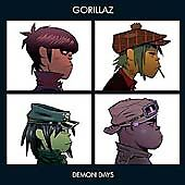 Gorillaz - Demon Days (Parental Advisory, 2005) • 2.99£