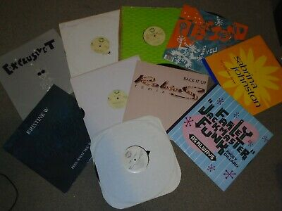 10 X 12   Champion Records Vinyl Collection          OLD SKOOL / ACID HOUSE • 14.99£