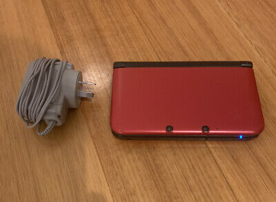AU43 • Buy Red 3DS XL + Charger