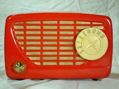 $ CDN189.04 • Buy Restored Silvertone Midget Vintage 1950 Tube Radio  Works Great
