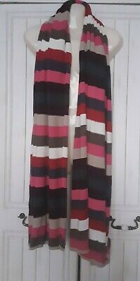 Gap Scarf Colourful Knitted Stripes  • 2.80£