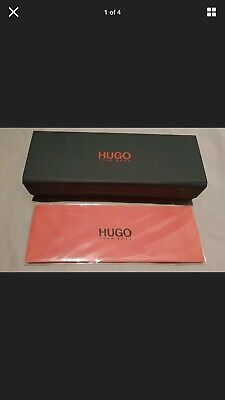 Brand New Original Hugo Boss Glasses Case • 10£