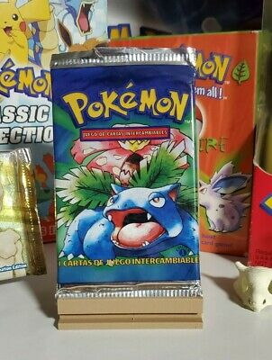 $5 • Buy 3D Printed Pokemon Booster Pack / Card Display Stand