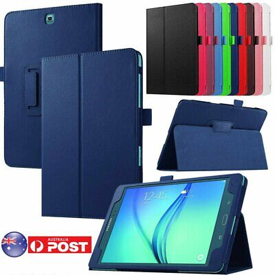 AU10.98 • Buy Tablet Flip Leather Smart Cover Case For Samsung Galaxy Tab A A6 7  8.0 10.1