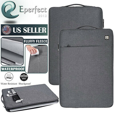 $15.99 • Buy Laptop Sleeve Case Carry Bag Cover For 2020 MacBook Air Pro 13  M1 A2337 A2338