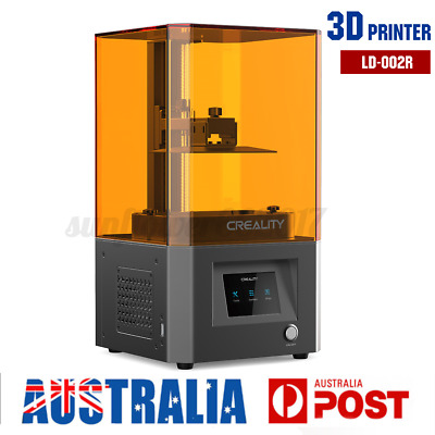 AU279.99 • Buy Creality LD-002R UV Resin 3D Printer LCD Photocuring Touchscreen 2K Screen