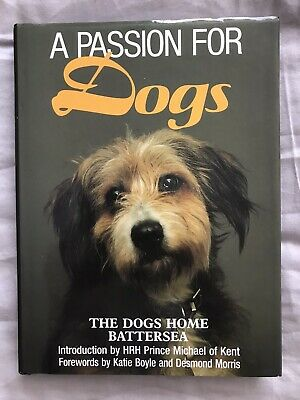 Battersea Dogs Home Book **Like New** • 9.95£