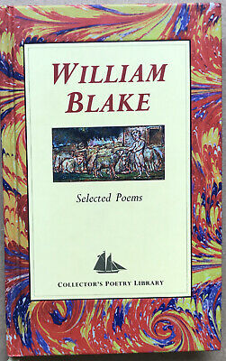 William Blake Selected Poems . Collectors Poetry Library • 2£