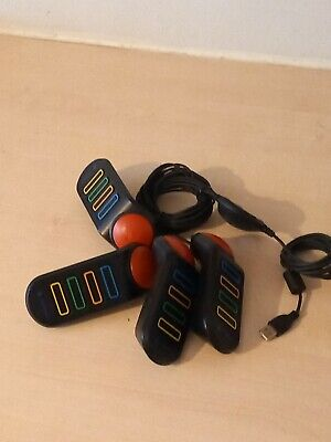 PS2 PlayStation Buzz Controllers X 4 • 7.50£