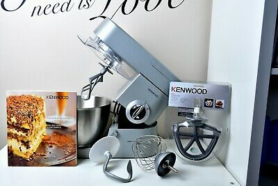 Kenwood Chef Premier KMC560 1000W Stand Mixer Steel Bowl  • 95£