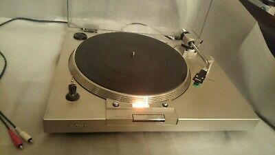 AU299.99 • Buy Sony Ps-t1 Direct Drive Turntable Record Player Made In Japan