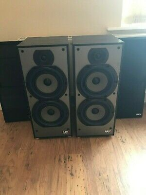 B&W Bowers And Wilkins DM220i Vintage Speakers • 101£