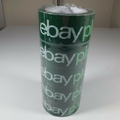 AU14.99 • Buy Ebay Packaging Tape - 5 Rolls Plus Branded Quality Packing Tape 68m X 48mm