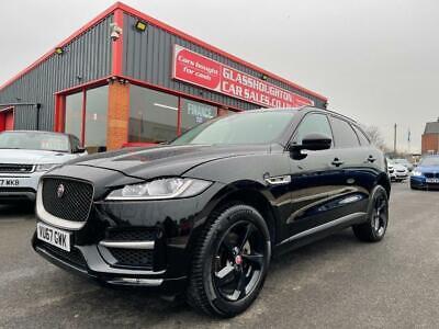 2017 Jaguar F Pace 2.0d [163] R Sport 5dr  1 OWNER FROM NEW  5 Door Estate  • 24,990£