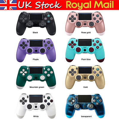 Vibration Wireless Controller Gamepad For Sony Playstation 4 PS4 Game Console-UK • 18.45£