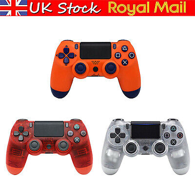 Vibration Controller Wireless Remote Gamepad For PlayStation 4 PS4 Games Console • 17.95£