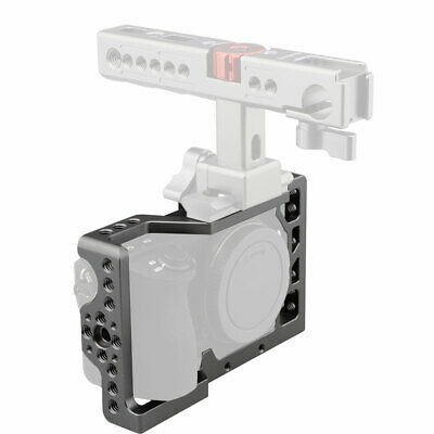 $ CDN51.02 • Buy CAMVATE Sony A6500 Camera Cage Rig W/ 1/4 -20 Mounting Holes Titanium