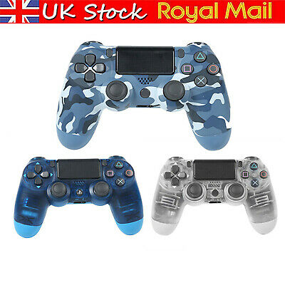 Double Vibration Controller Wireless For Sony Playstation 4 PS4 Game Console • 20.95£