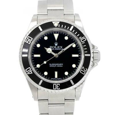 $ CDN9807.62 • Buy ROLEX Submariner No Date 14060M Serial Z Serial Black Dial Mens 90114258