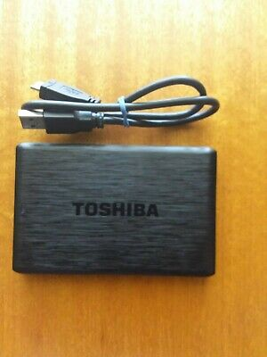 AU30 • Buy Toshiba 1TB Portable External Hard Drive With Cord