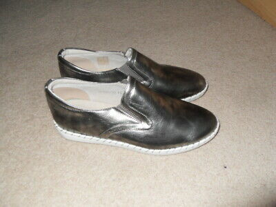 Pewter Colour Casual Shoes By Betsy. Size 5. Worn Once • 11£