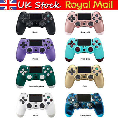 Vibrator Wireless Controller Gamepad For Sony Playstation PS4 Games Console Hot • 18.45£