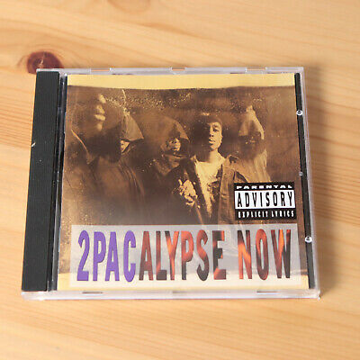 2pac : 2Pacalypse Now CD Album Tupac • 7.99£