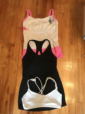 $ CDN24.99 • Buy Lululemon Lot Size 6 Bra Top & Tank Tops