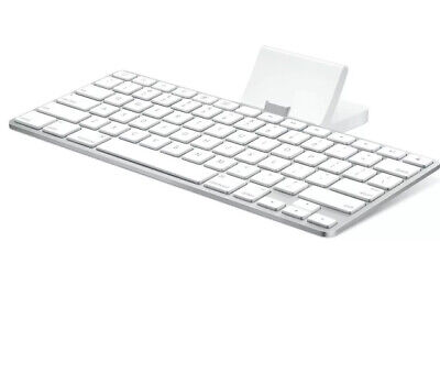 Genuine Apple IPad Keyboard Dock IPAD 1 2 AND 3 A1359 Super Fast Delivery • 4.20£