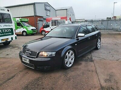 2004 Audi B6 S4 4.2 Quattro Avant Manual Modified, Fast (swap/px) • 5,500£
