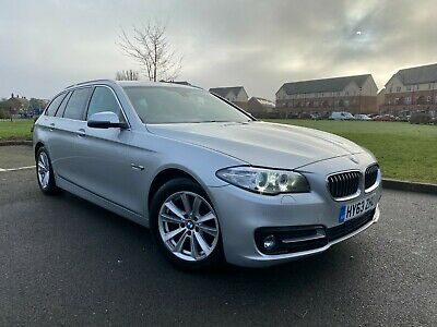 BMW 5 Series 520D - Euro 6 - ULEZ Compliant - 67k Miles - HPI Clear - PX Welcome • 7,995£