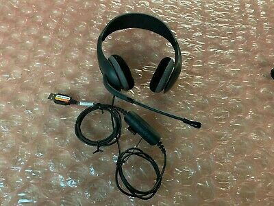 Jabra UC Voice 150 MS DUO HSC010 USB Headset / MIC Skype 1599-829-209 • 9.21£