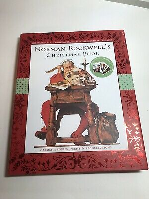 $ CDN17.85 • Buy Norman Rockwell's Christmas Book By Norman Rockwell (2009, Hardcover, Revised)