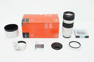 $ CDN1238.08 • Buy Sony FE 70-200mm F/4 G OSS SEL Lens EX+ IN BOX + BONUS Filter A7 A7S A7R II III