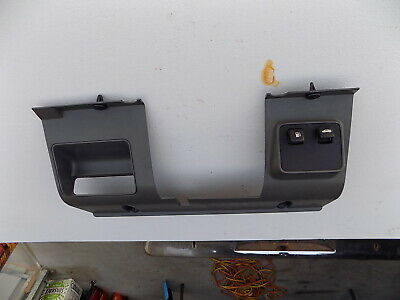 AU19.99 • Buy Genuine Ford Zl Fairlane  Steering Columm  Bottom Cover.. C/w Fuel & Boot Switch
