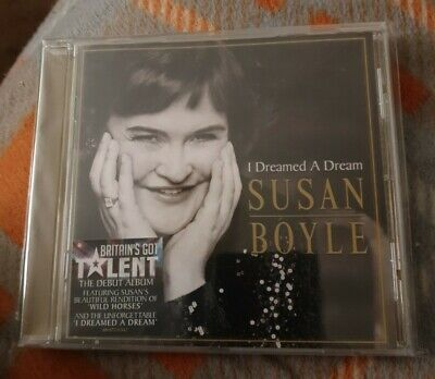 Susan Boyle : I Dreamed A Dream CD (2009) Highly Rated EBay Seller Great Prices • 0.75£