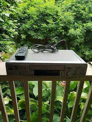 AU60 • Buy SONY SLV-EZ60 VCR 6 HEAD VIDEO PLAYER VHS RECORDER. Comes With Working Remote
