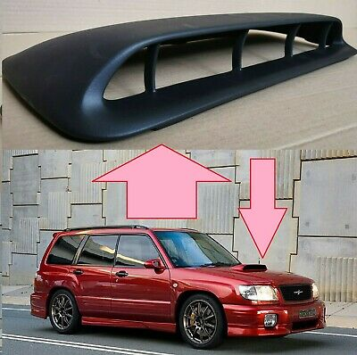$210 • Buy For Subaru Forester STI Style SF Hood Scoop 1997-2002 MY