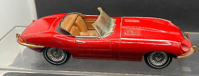 The Dinky Collection Matchbox DY-18 1967 Jaguar E Type MK. 1.1/2 Unboxed • 5£