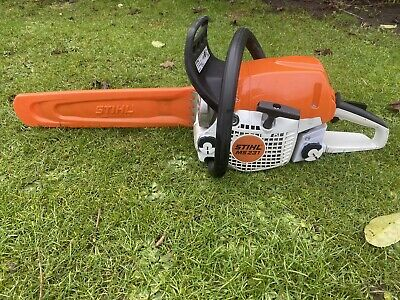 2018 Stihl MS231 Petrol Chainsaw 16  Bar And Chain Saw Logs Wood Trees Cutting • 320£