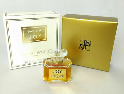 1985 Joy Jean Patou 15 Ml Pure Parfum Vintage • 107£