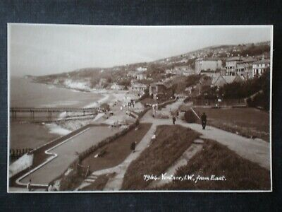 Ventnor From East Isle Of Wight RP Postcard • 1.75£
