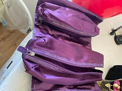 AU40.50 • Buy GHD Hair Straightener Purple Patterned Rare With Bag Included
