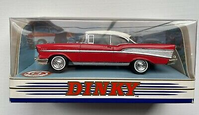 Matchbox Dinky Collection Chevrolet Bel Air 1957 DY-2 • 7£
