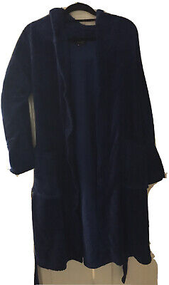 Blue Women's Hooded Dressing Gown Size Medium • 3.20£