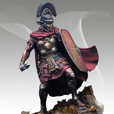 1/24 Scale 75 Mm Roman Military Centurion Figure Resin Kits • 25.99£