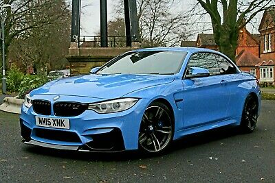 2015 BMW M4 3.0 Biturbo 7spd DCT Convertible Stage 2 Litchfields PX C63 Rs6 Gtr • 28,995£