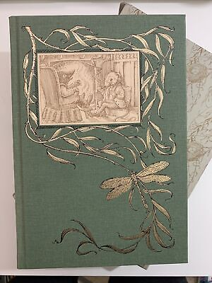 Folio Society Edition Of The Wind In The Willows By Kenneth Grahame. (Hardback) • 9.50£