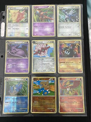 Pokemon Call Of Legends Near Complete Master Reverse Holo Set Missing 1 Card! EX • 255£